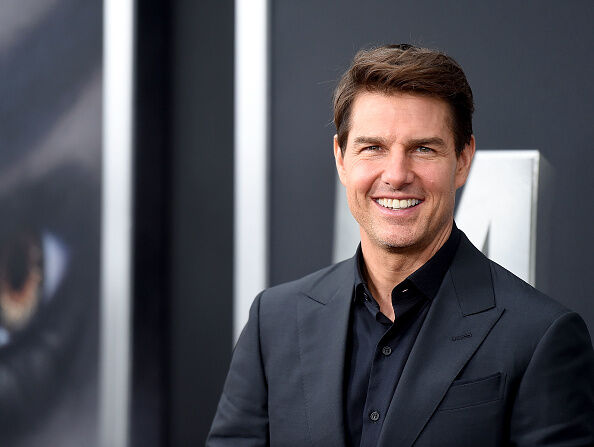 Tom Cruise - Getty Images