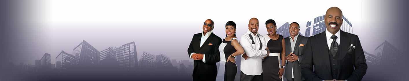 Delmarva's Home for the Steve Harvey Morning Show