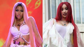 On The Move with Enrique Santos Blog (58577) - Safaree Says Nicki Minaj Is '100 Percent' Sweating Over Cardi B's Success