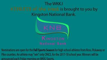 - WKKJ Athlete of The Week