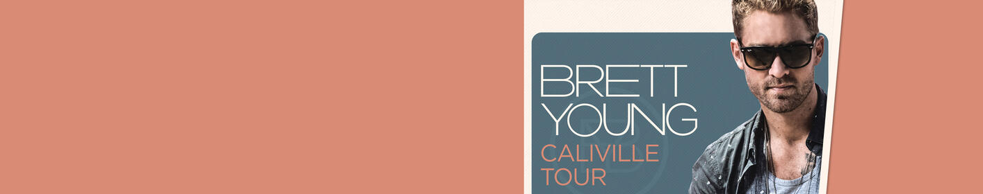 THIS SATURDAY: Brett Young @ The Rave
