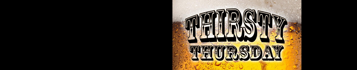 THIRSTY THURSDAYS! ZZO & Banko Beverage give you the chance to win FREE BEER - Listen Thursdays to win!