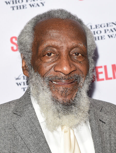 Dick Gregory - Getty Images