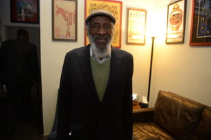 Prayers For Comedian Dick Gregory