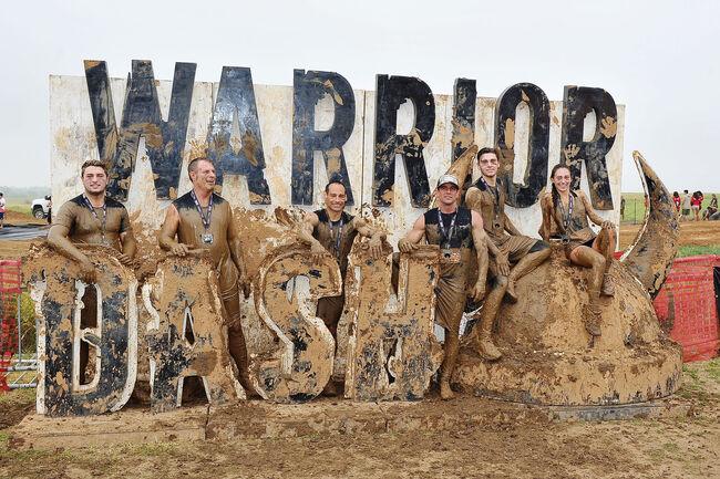 Warrior Dash Getty Images