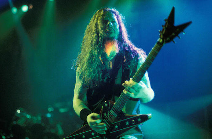 25 Things You Might Not Know About Dimebag Darrell