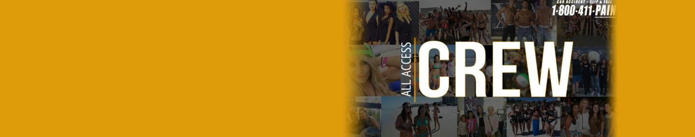 Follow The All Access Crew Around Central Florida!