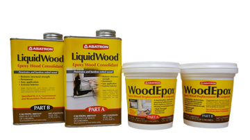 At Home with Gary Sullivan - Gary's Favorites: Abatron's LiquidWood & WoodEpox