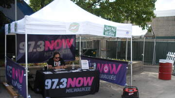 Photos - Brett Andrews LIVE Broadcasting from Irish Fest