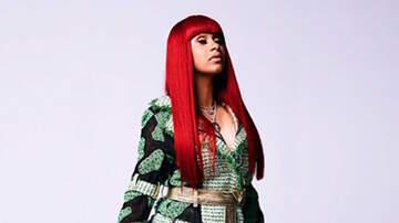 DJ MK - MK: SHE DID IT! CARDI B HAS #1 SONG ON BILLBOARD CHARTS. MAKES HISTORY.