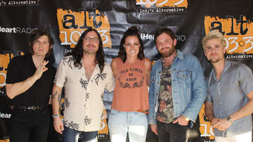 Photos: Meet and Greets - Kings of Leon Meet & Greet