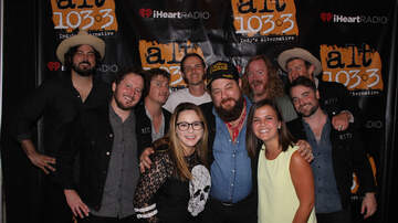 Photos: Meet and Greets - Nathaniel Rateliff & The Night Sweats Meet & Greet