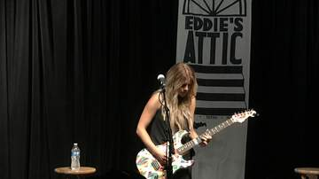 Angie Ward - Lindsay Ell Album Release Party