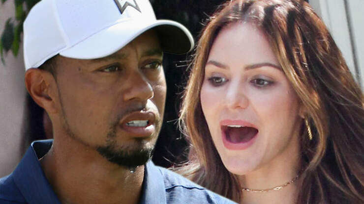Naked Selfies of Tiger Woods, Ex Lindsey Vonn And Other