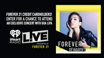 "Contest Rules - Attend iHeartRadio LIVE with Dua Lipa (the ""Sweepstakes"")"