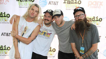 Summer Block Parties - Judah & the Lion Meet & Greet at our August Radio 104.5 Summer Block Party