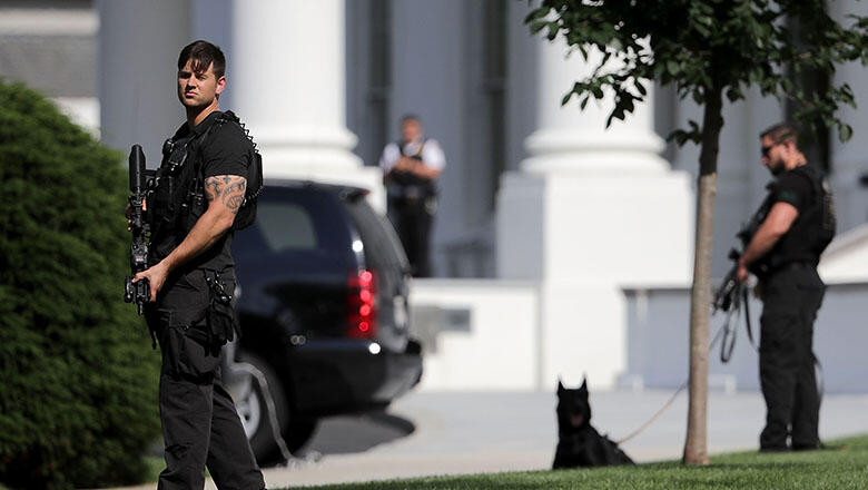 Suspicious Package Forces Lockdown At White House