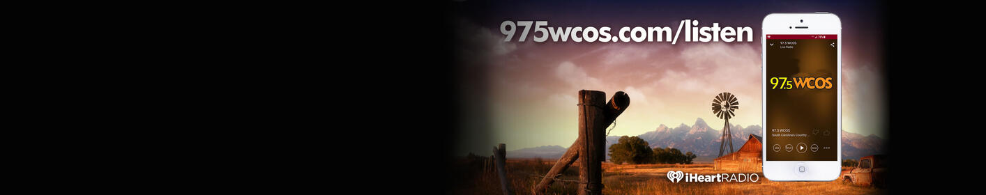 Listen to 97.5 WCOS anywhere anytime on #iHeartRadio