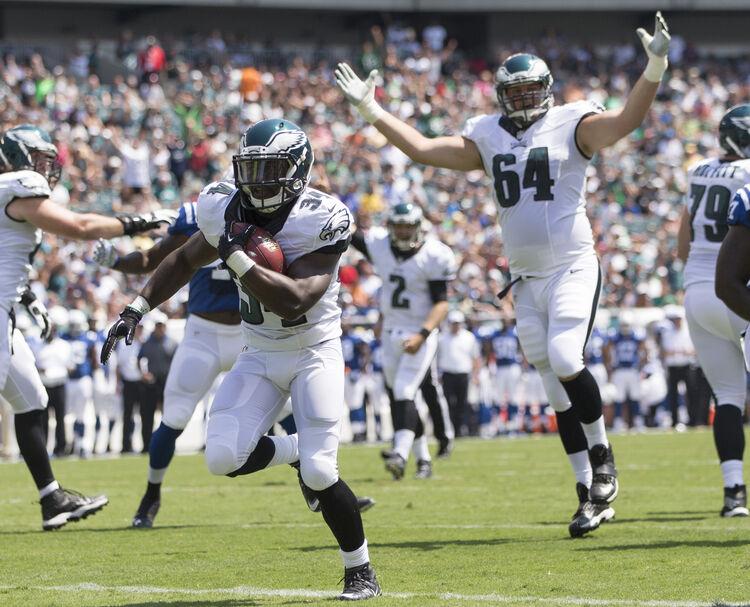 Indianapolis Colts v Philadelphia Eagles