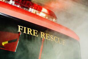Jefferson Parish Firefighter Hospitalized With Burns