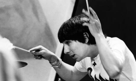 Jeff K - 45 Years Ago Today: Keith Moon Passes Out, Replaced By Fan In Crowd
