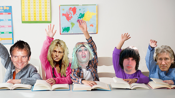 Back To School - The 10 Best Songs For Going Back To School