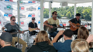 K102 Country Cruise (1220) - PHOTOS: Parmalee on the K102 Country Cruise