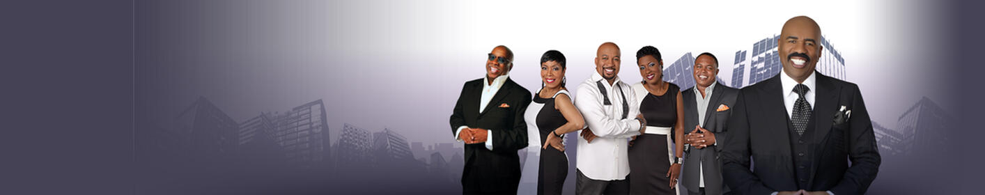 Steve Harvey Morning Show, Weekdays 6-10am