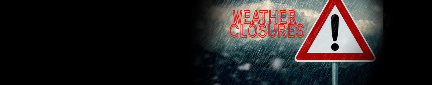 Current Weather Closings and Delays