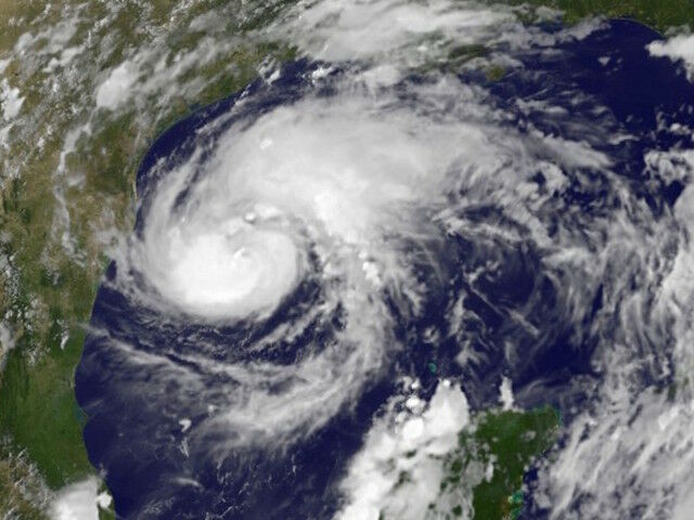 Hurricane Harvey NOAA