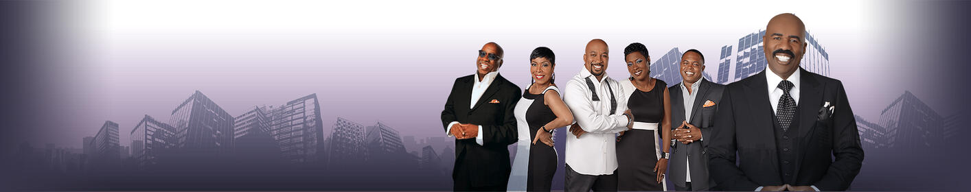 The Steve Harvey Morning Show - Get the latest from the show!