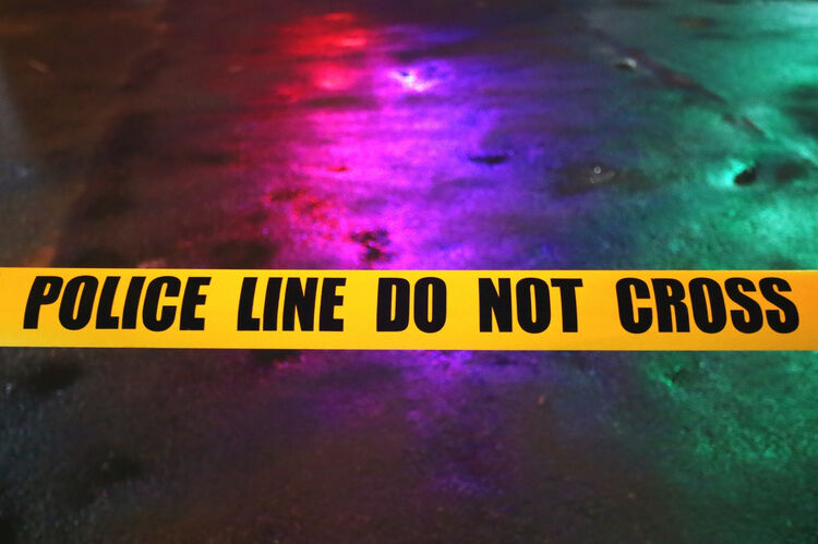 Police Tape Crime Scene Tape Getty