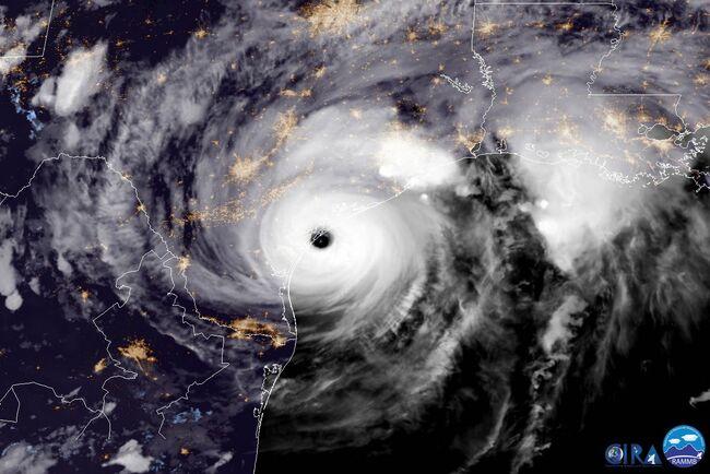 Hurricane Harvey Aug 26 2017