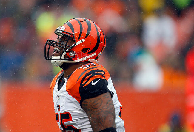 on sale a33bc 31f6a Why does the NFL still allow Vontaze Burfict to play in ...