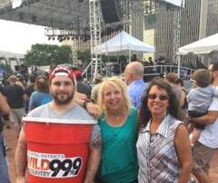 Photos - PHOTOS: Charlie Daniels Fans at the Plaza