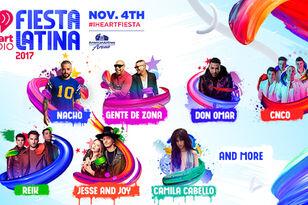 Gente De Zona, Camila Cabello & More To Perform During 2017 Fiesta Latina
