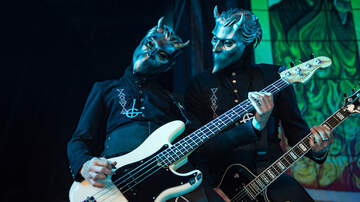 Concert Photos - Ghost at the Xfinity Center