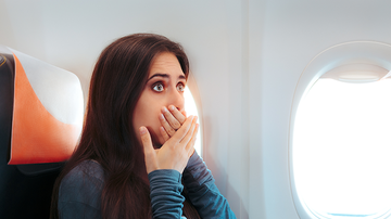 What We Talked About - Why You Should Never Turn Off The AC Over Your Seat On A Plane