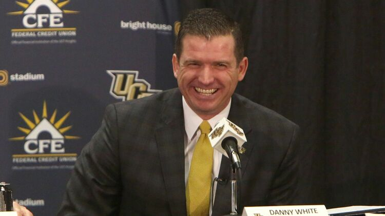 UCF Athletic Director Danny White