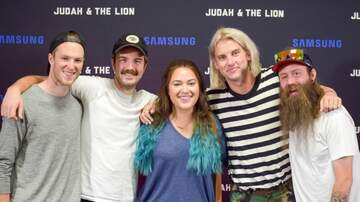 Large - Photos/Videos-Judah & The Lion at GCI w/Samsung !