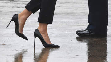 Walter Brown - There is a scientific reason why shopping in high heels saves you money!