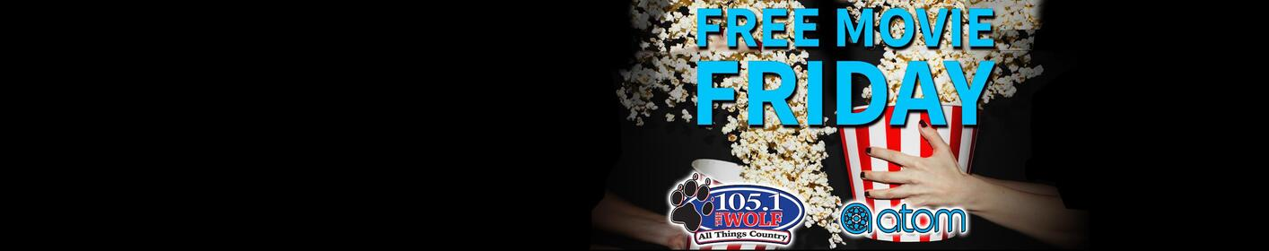 Text the word PITCH to 28661 on Fridays for your chance to win free movie tickets!