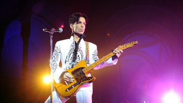 80s-show - Say What: Prince's Sister Says Purple Wasn't His Favorite Color