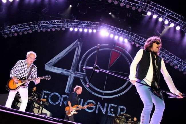 Foreigner & Cheap Trick San Diego