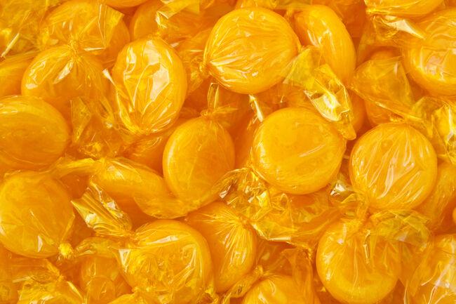 Butterscotch candies