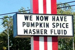 Pumpkin Spice Deodorant Is Here!!