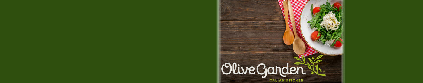 Enter for your chance to win a FREE Lunch from Olive Garden!