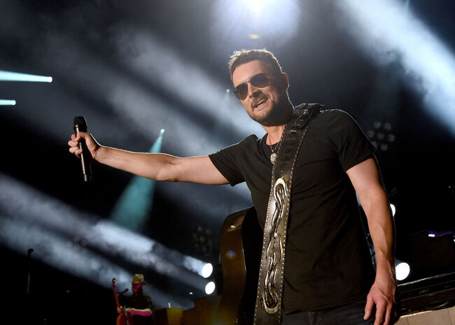 Eric Church 2017 CMA Music Festival - Day 2