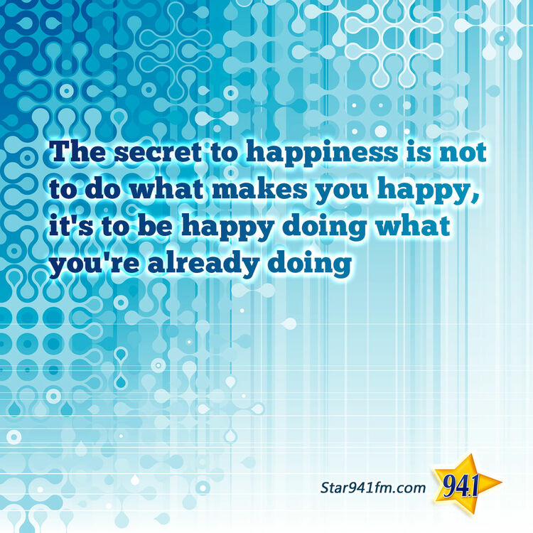 Feel Good Quote of the Day - September 7