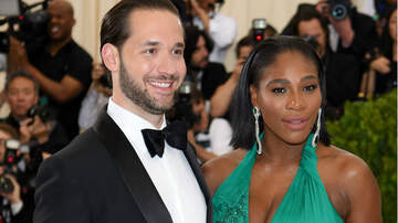 Big Nat - Serena Williams Ties the Knot